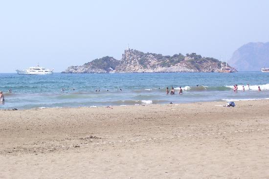 Sahin, Apartments: Beach