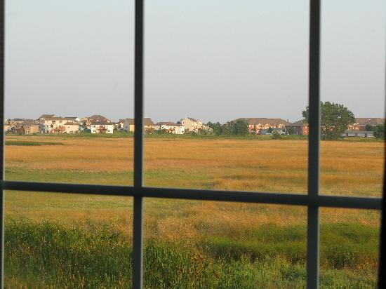 Countryside Suites : view from our window
