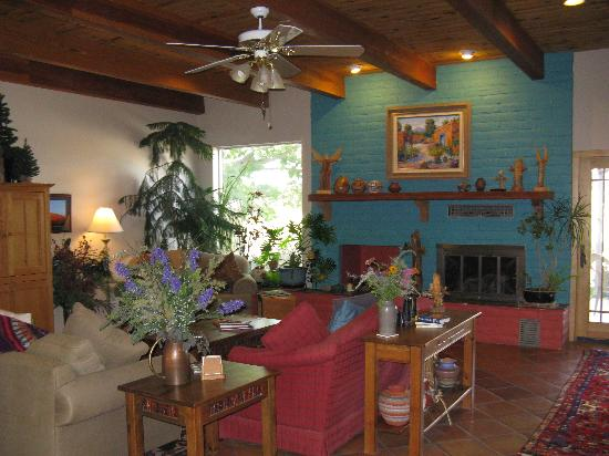 Corrales, NM: The Common Living Room