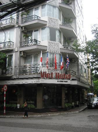 Moon View 2 Hotel: Viet Hotel