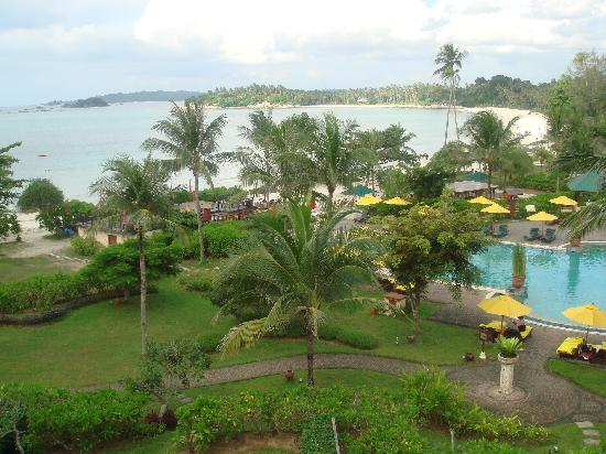 Angsana Bintan: View from our Suite