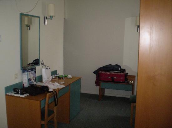 Ibis Budget Braga Centro: habitación