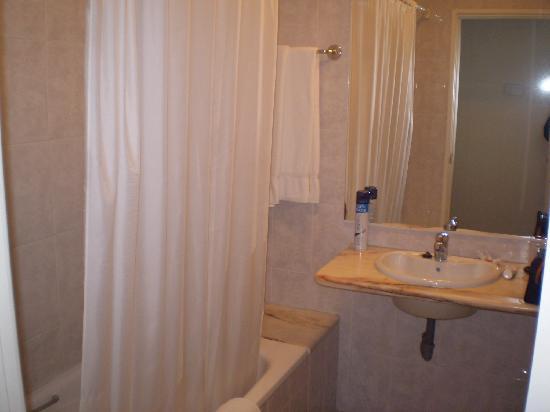 Ibis Budget Braga Centro: baño