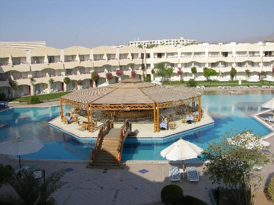 Marriott Mountain Sharm El Sheik Beach Bar Della Piscina