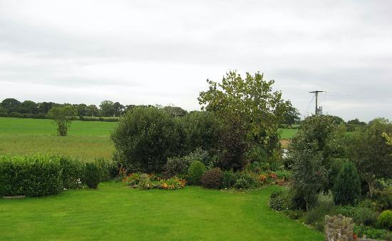 Oakfield Guest House: View from our window