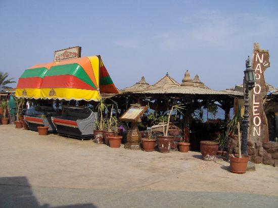 Ali Baba Hotel: ristorante Alì Babà - Dahab