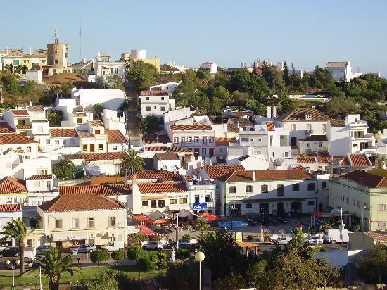 Vitor's Village Resort: view of village sqare from vittors
