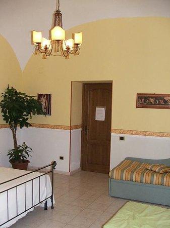 Fittacamere Villa Flora : camera