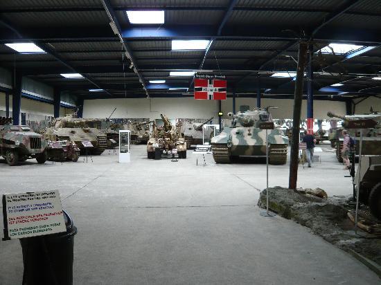 Saumur, Francia: 博物館の中
