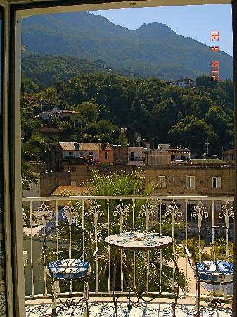 Terme Manzi Hotel & Spa: view from the room