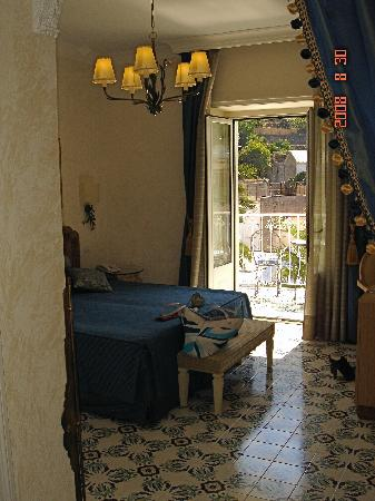 Terme Manzi Hotel & Spa: deluxe double room