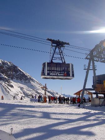 Chalet Alaska : Excellent skiing