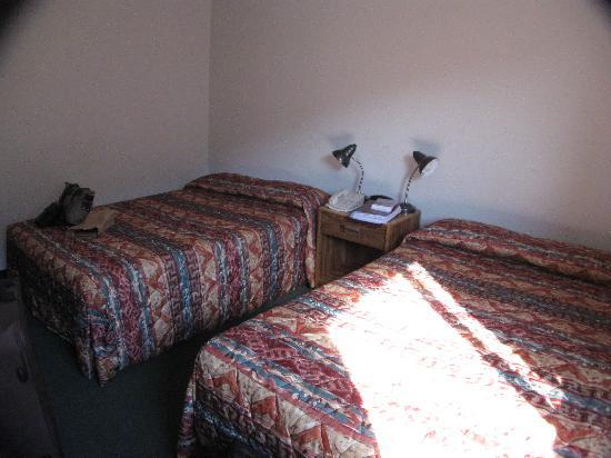 Silver Sage Inn: la chambre