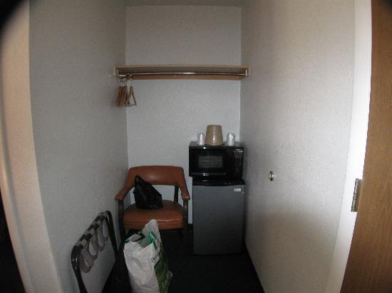 Silver Sage Inn : le frigo