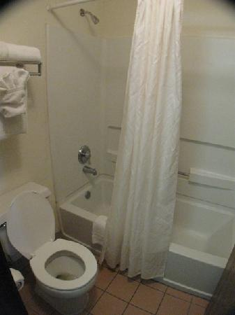 Motel 6 Williams East - Grand Canyon: la salle de bain