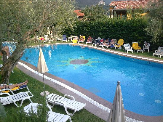 Nago, Italy: pool