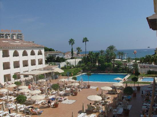 View from our balcony room 369 picture of hotel mac puerto marina benalmadena benalmadena - Mac puerto marina benalmadena benalmadena ...
