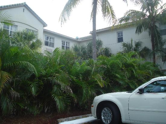 Extended Stay America - Fort Lauderdale - Cypress Creek - NW 6th Way : It was well maintained out here.