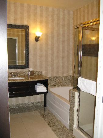 Oxford Suites Boise: bathroom
