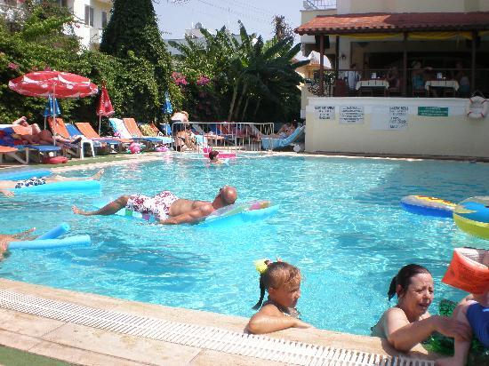Angel's Suites Marmaris: the pool