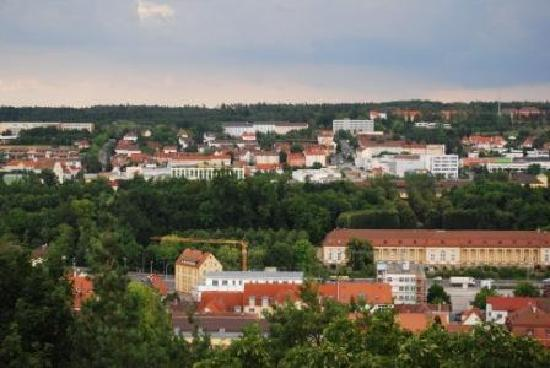 BEST WESTERN Hotel Am Drechselsgarten: view from hotel