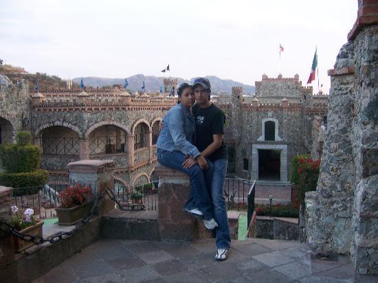 Castillo Santa Cecilia Hotel: antes de cualquier decision decidimos recorrer el lugar tiene vistas bellisimas