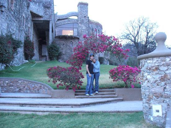 Castillo Santa Cecilia Hotel: decidimos quedarnos y nuestro siguiente paso es hacer nuestra boda aqui en un futuro