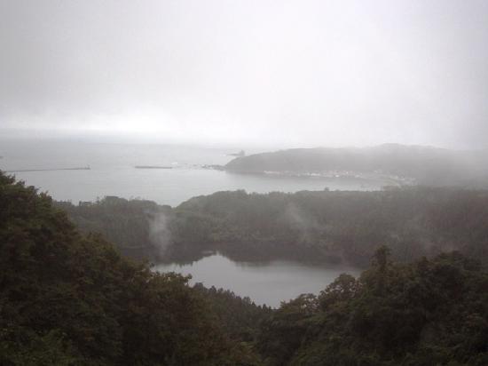 Oga, ญี่ปุ่น: 天気が悪かったですが、こんな感じです
