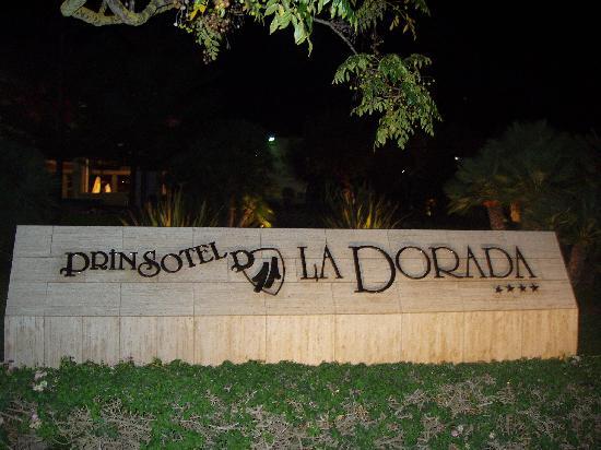 Prinsotel La Dorada: hotel