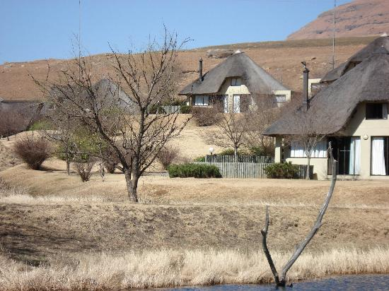 Underberg, South Africa: 2 bedroomed chalets