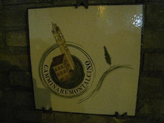 Hotel dei Capitani: Montalcino bell tower
