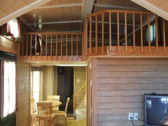 Worlds of Fun Village Resort: Loft Area