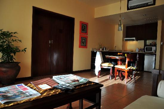 Angsana Bintan: Spacious living area