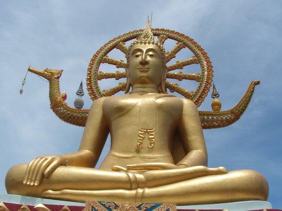Bophut, Thailandia: Big Buddha