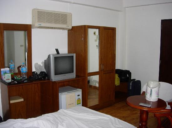 The Beach House : Room