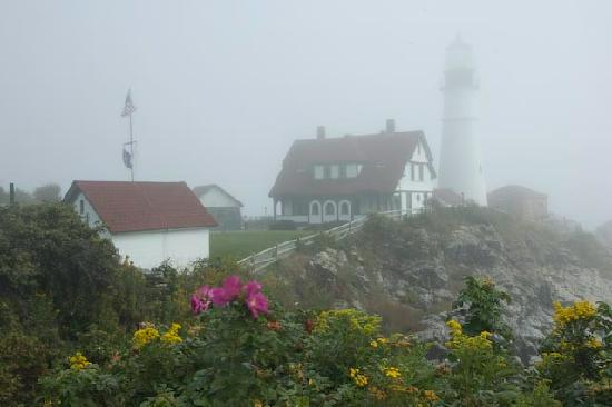 ‪‪The Edgewater Inn‬: Portland Light Cape Elizabeth‬