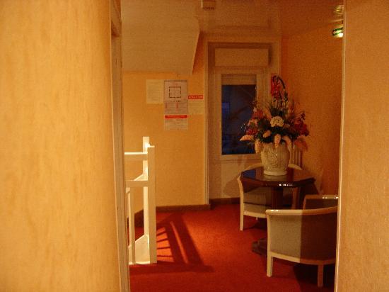 Le Danicheff : couloir