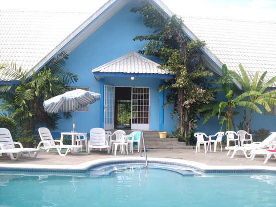 Courland Villa Tobago Trinidad And Tobago Hotel