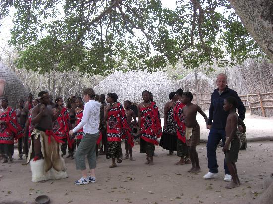 Manyatta Rock Camp: Cultural Village