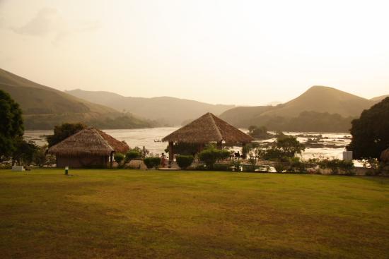 Lope Wildlife Reserve, Gabun: The Lope Hotel