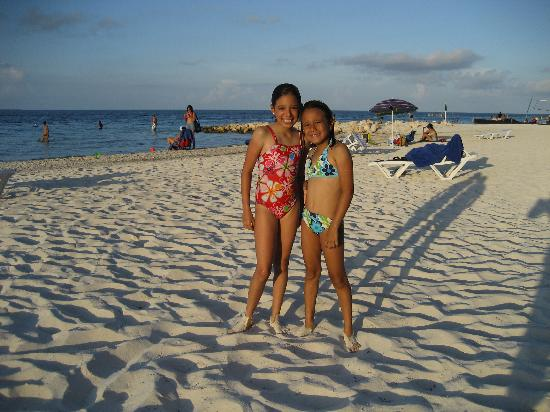Casa Maya Cancun: La playa del hotel
