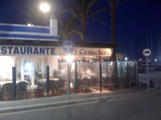 The El Cenachero Restaurant