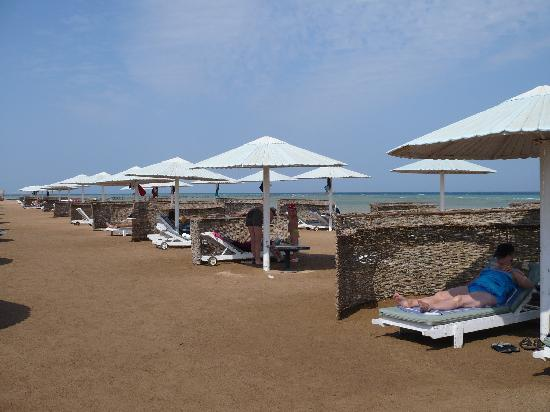 Sonesta Pharaoh Beach Resort Hurghada: Beach