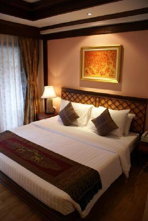 P. P. Palm Tree Resort: Palmtree bed