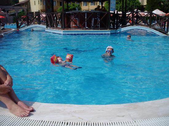 Grand Seker : nice pool