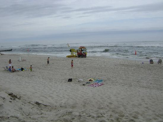 Long Beach Township, NJ : Big Beach