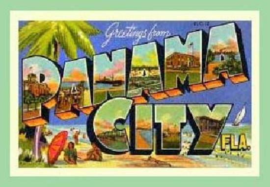 welcome to Panama City Beach