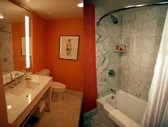 very nice bathrooms - picture of hotel modera, portland - tripadvisor