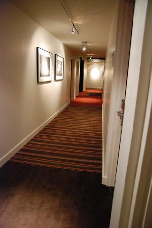 Hotel Modera: All very stylish here