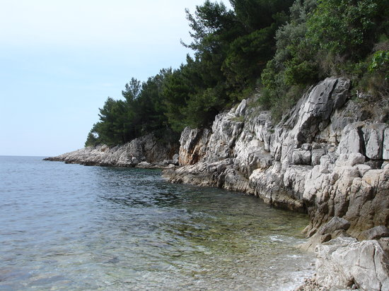 Hotel Amfora: solitude in rabac